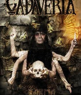 Intervista a Cadaveria, la dama del growl