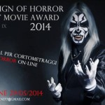 The Reign of Horror Short Movie Award 2014: il concorso per corti horror