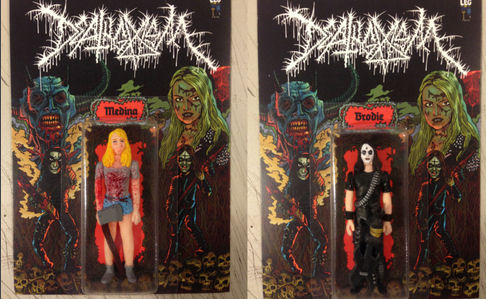 Deathgasm: disponibili da domani le action figure della Goodleg Toys