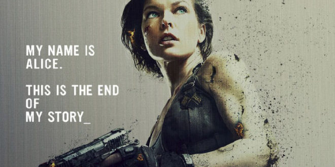 Resident Evil: The Final Chapter – Il nuovo trailer