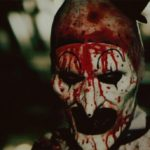 Art The Clown di All Hallows' Eve ritorna in Terrifier: poster e trailer