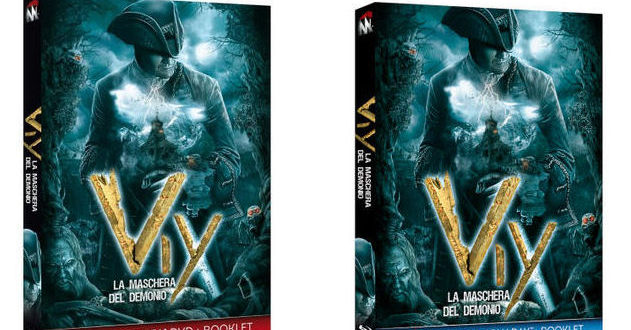 Viy – La Maschera del Demonio in DVD e Blu-ray Midnight Factory