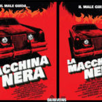 La macchina nera distribuito da CG Entertainment in DVD e Blu-ray