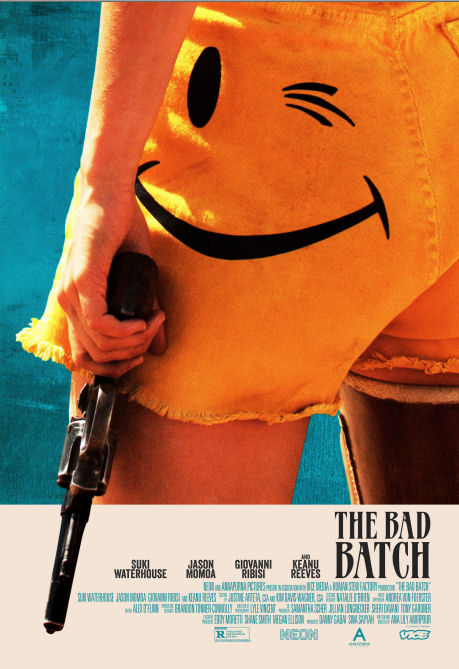Плохая партия / The Bad Batch (2016)
