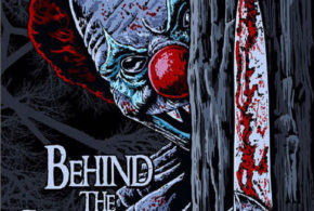 Behind the Sightings: il nuovo poster del found footage horror sui pagliacci psicopatici