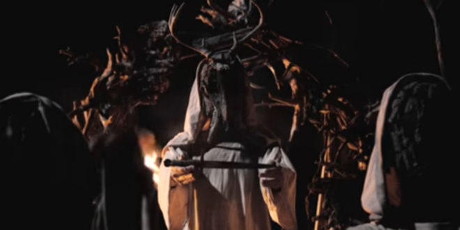 The Heretics: una clip dell'horror sui culti pagani