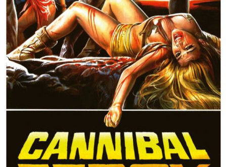 Cannibal Ferox in DVD con Mustang Entertainment
