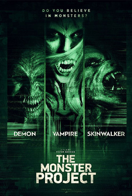 the-monster-project-poster