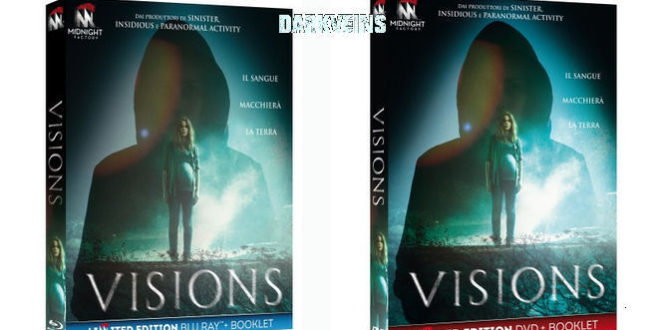 Visions in DVD e Blu-ray con Midnight Factory