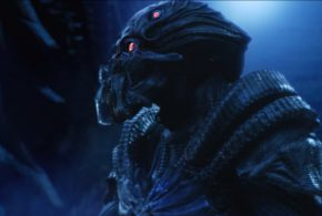 Beyond Skyline: rivelato il poster dell'horror fantascientifico