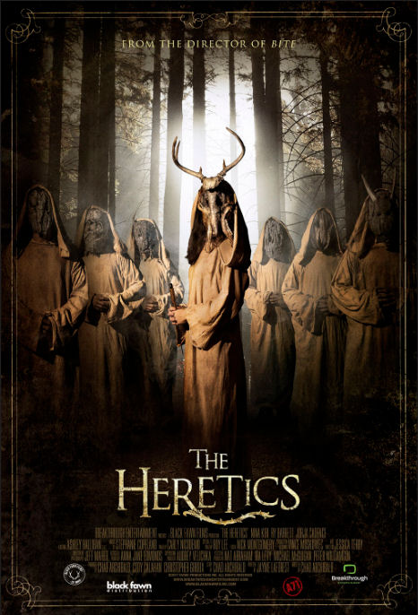 The Heretics - Theatrical Poster
