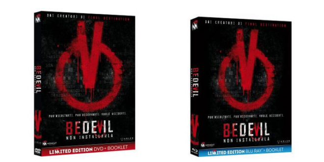 Bedevil – Non installarla in DVD e Blu-ray targati Midnight Factory
