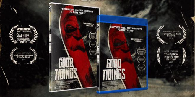 Good Tidings: l'horror natalizio in DVD e Blu-ray a dicembre