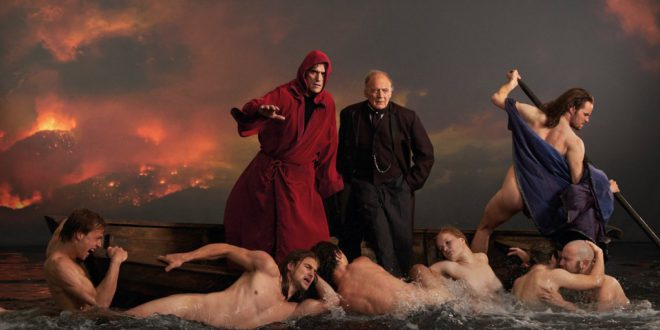 The House that Jack Built: un artwork infernale dedicato al film