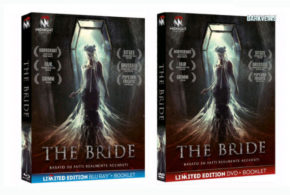 L'horror russo The Bride in DVD e Blu-ray con Midnight Factory