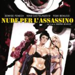 Nude per l'assassino in DVD distribuito da CG Entertainment
