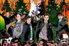 Anna and The Apocalypse: video e nuovo poster per il musical natalizio con gli zombie