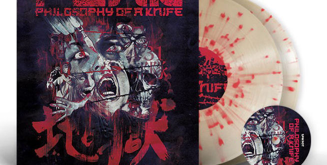 Philosophy of a Knife e I Vampiri: le colonne sonore in vinile con Spikerot Record