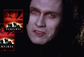 Vampires in DVD e Blu-ray con CG Entertainment