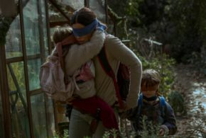 Bird Box: le still ufficiali del thriller post-apocalittico con Sandra Bullock