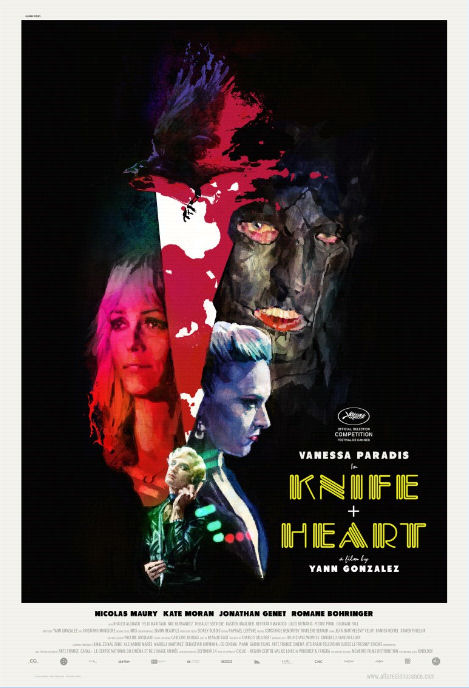 KnifeHeart-US-Poster