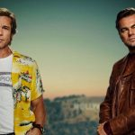 Leonardo DiCaprio e Brad Pitt nel poster di Once Upon a Time in Hollywood