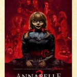 Annabelle 3: nuovo poster italiano per l'evil doll movie