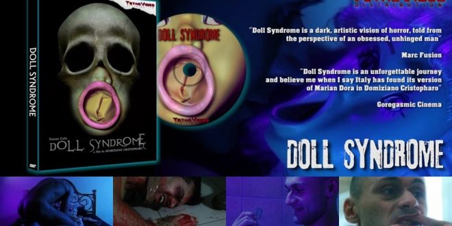 Doll Syndrome: da oggi in DVD con TetroVideo