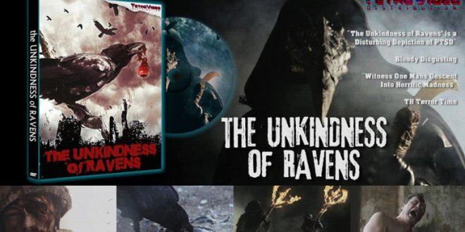 The Unkindness of Ravens: da oggi disponibile in Italia in DVD con TetroVideo