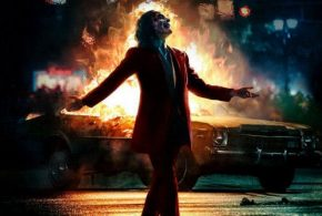 Joker: il clown psicopatico nel poster IMAX