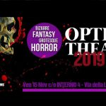 Optical Theatre 2019: primi dettagli sull'evento horror a Roma