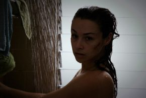 In from Outside: poster dell'horror canadese con Danielle Harris
