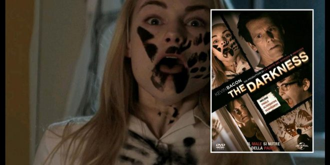 The Darkness: l'horror con Kevin Bacon e Radha Mitchell in DVD a febbraio