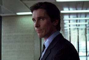 The Pale Blue Eye: Christian Bale nell'adattamento cinematografico del romanzo con Poe