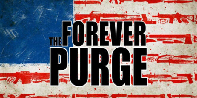 The Forever Purge: rating R per violenza e sangue