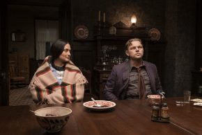 Killers of the Flower Moon: Leonardo DiCaprio nella prima immagine del film di Martin Scorsese