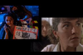 Diana Peñalver nella commedia horror spagnola The Nanny's Night